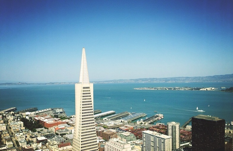 View from McKinsey office in San Francisco, CA (2012)