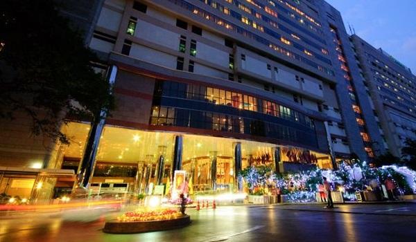 Bumrungrad Hospital in Bangkok, Thailand